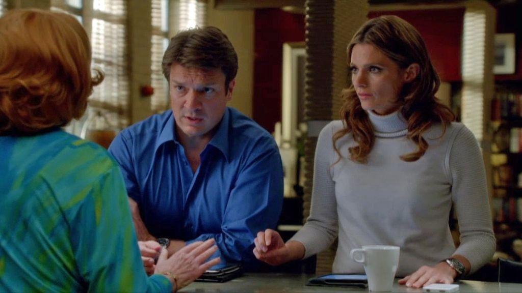 Castle y Beckett no se ponen de acuerdo con su fecha de bodas