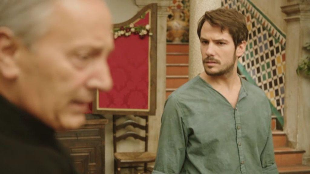 Álvaro descubre que Rosita es su sobrina