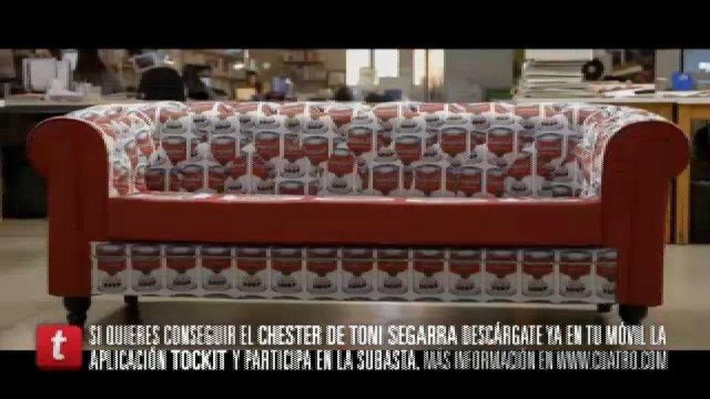 ¿Quieres el Chester de Toni Segarra?