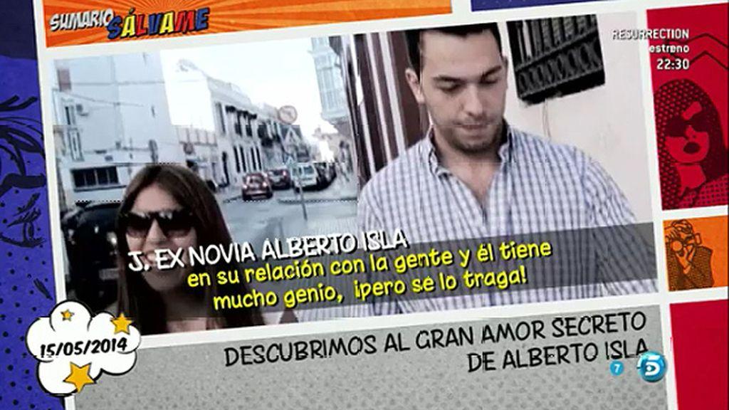 """Una exnovia de Alberto Isla: """"Siempre ha sido muy manipulador, tiene mucha sangre fría"""""""