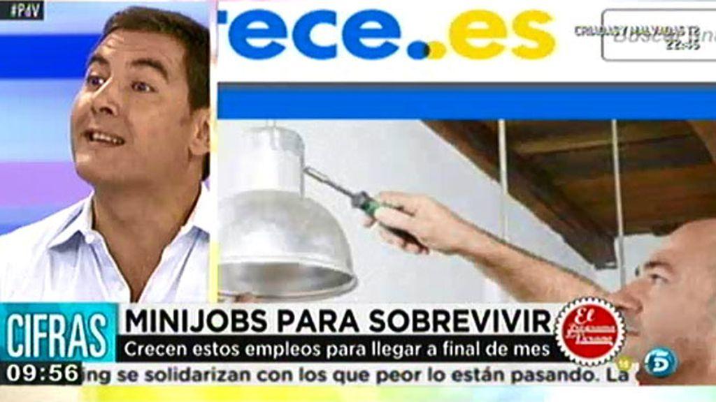 ETECE, una empresa que busca minijobs