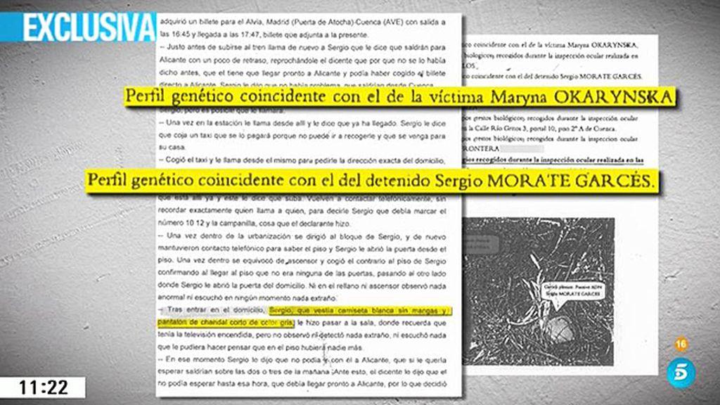 Las pruebas para incriminar a Sergio Morate por doble asesinato, en exclusiva en 'AR'