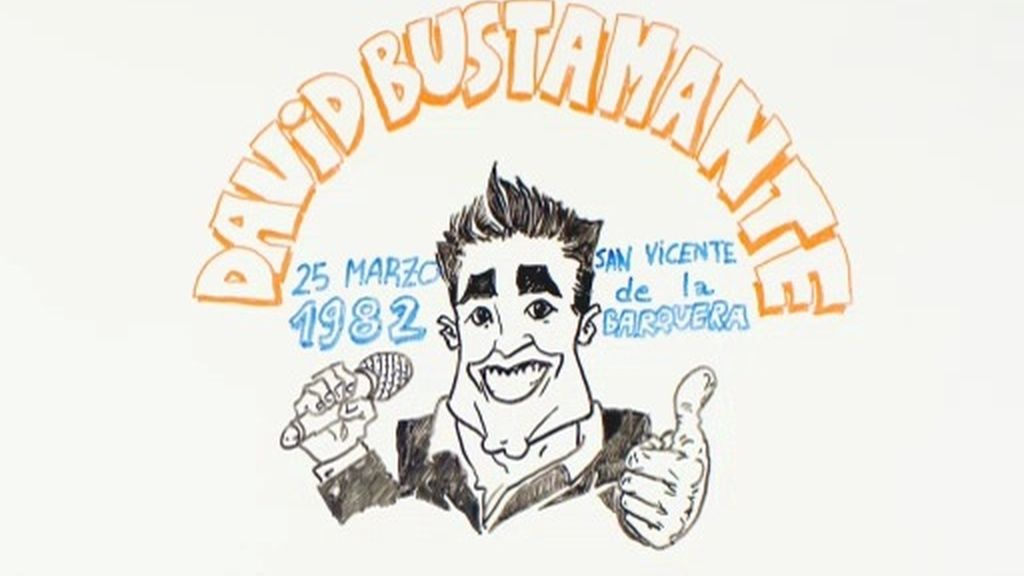 La biografía animada de Bustamante