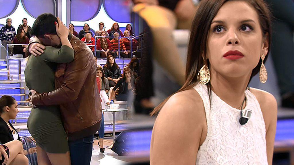 """Melani, de Alba: """"Le ha salido bien el paripé"""""""