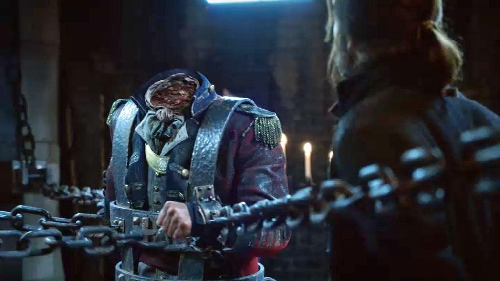 La misión del jinete no era sólo matar a los masones de Sleepy Hollow