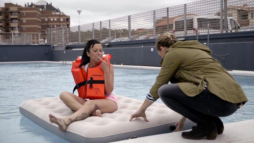 """Pilar Cebrián, a Vanessa: """"Si no aprendes a pedir ayuda, te hundirás"""""""