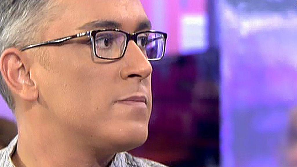 """Kiko Hernández: """"Chabelita dice que Alberto es el hombre de su vida"""""""