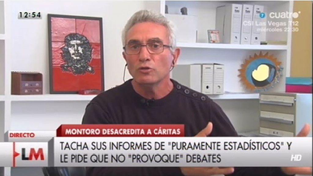 La entrevista a Diego Cañamero, online