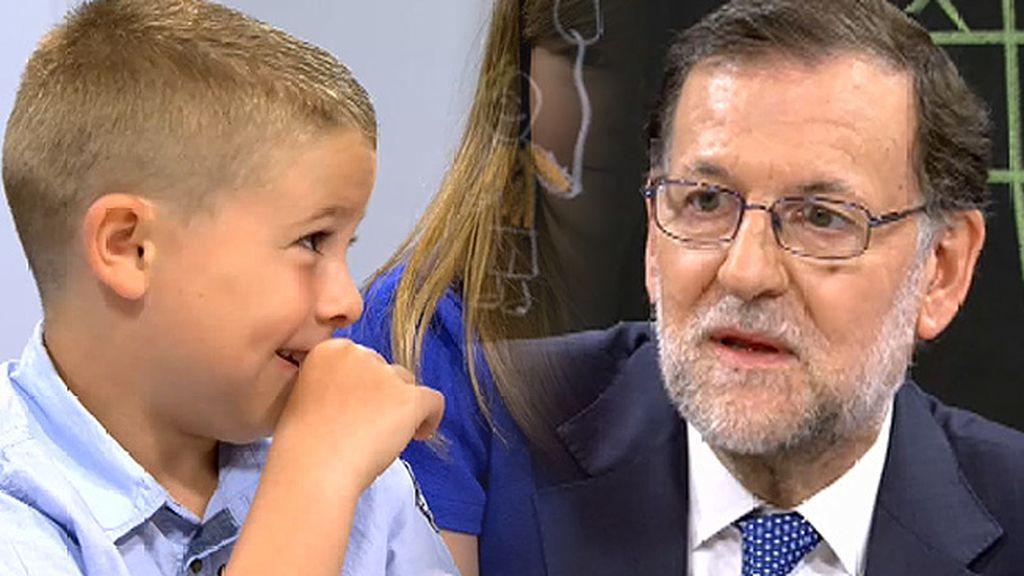 """Mariano Rajoy, a Timi: """"¡Te voy a nombrar secretario de Estado!"""""""