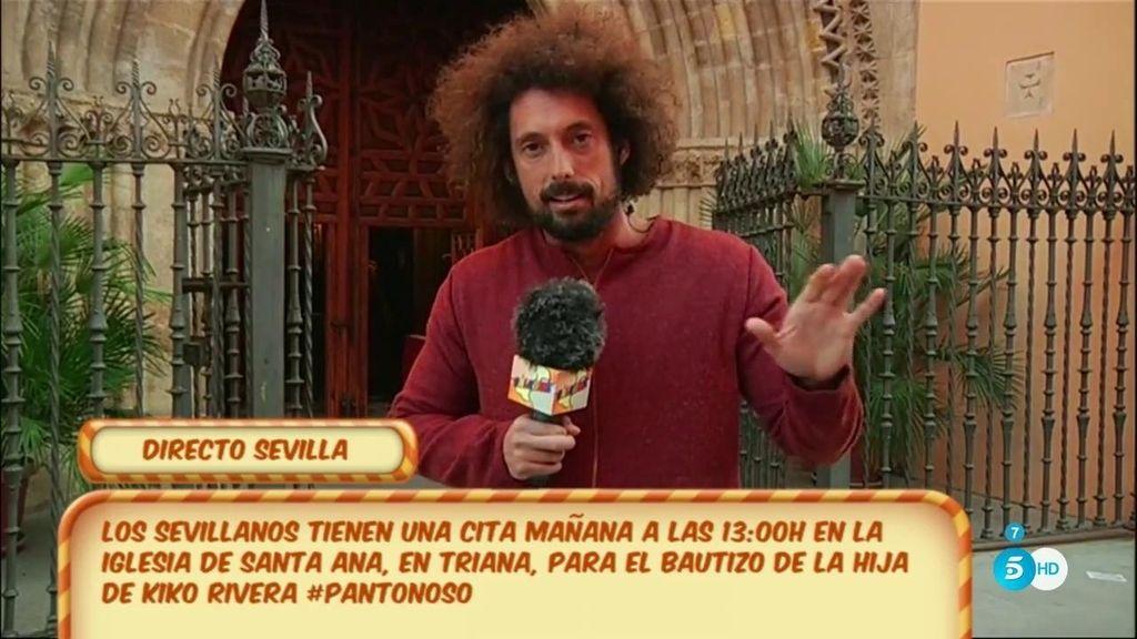 """Jose A.: """"Isa Pantoja ha dicho: 'Yo si estoy en los actos importantes de mis familiares"""""""