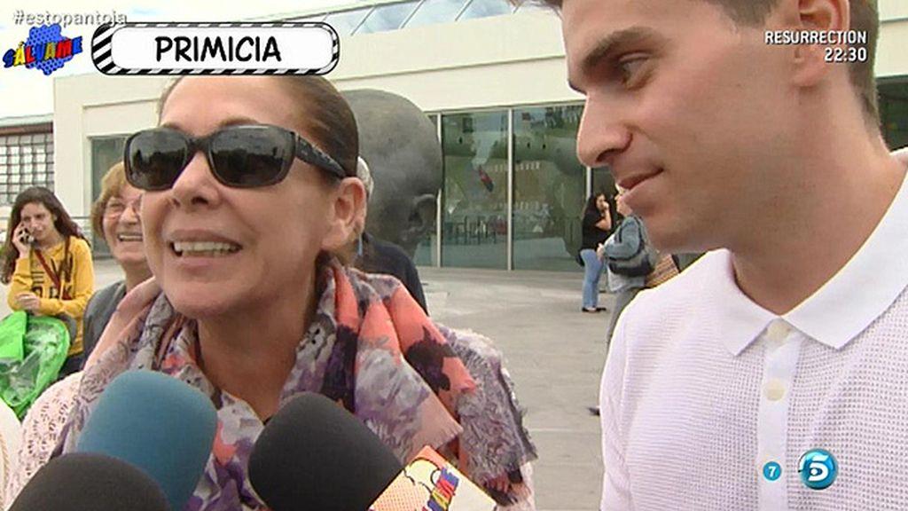 """Isabel Pantoja, sobre su hija: """"Estoy triste, que es distinto a dolida"""""""