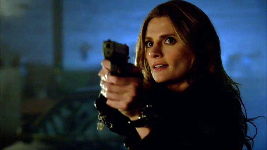 Beckett encuentra el coche… y a Vulcan Simmons