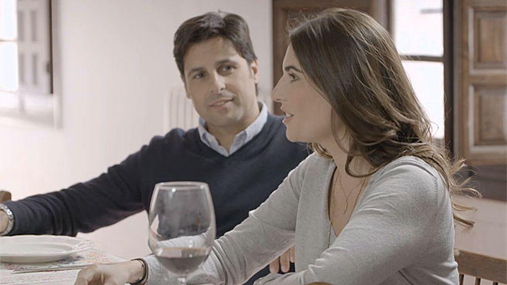 """Fran recuerda su boda: """"Fue especial, mi hermano Julián dijo unas palabras preciosas"""""""