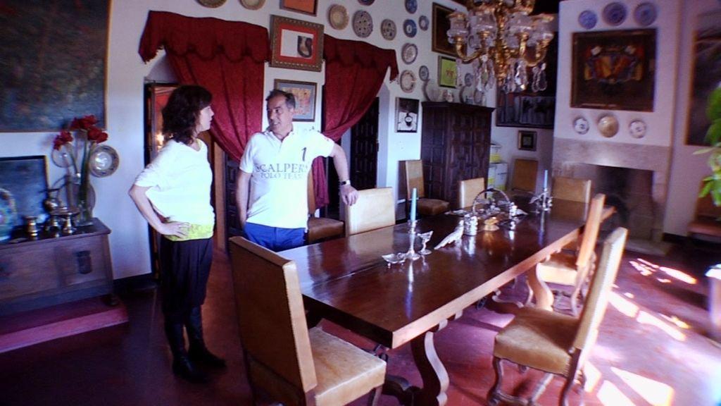 """José Miguel Carrillo: """"No tengo ni idea de cuántas habitaciones tiene mi casa"""""""