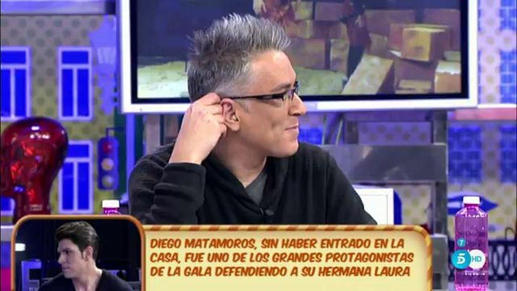 """Kiko Hernández: """"Raquel está muy enamorada y tiene alguien fuera"""""""