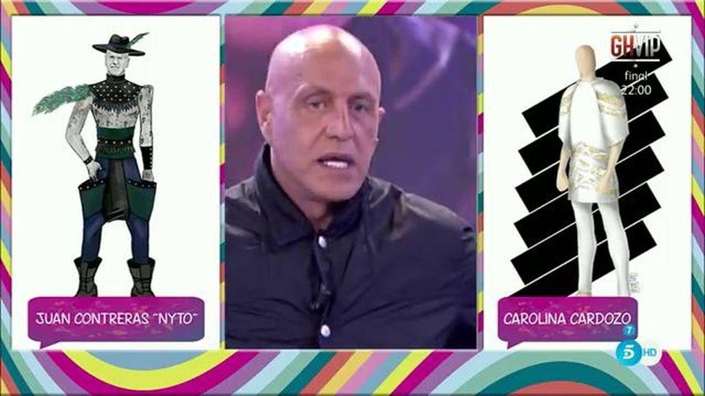 Carolina Cardoso vestirá a Kiko Matamoros en la 'SFW'