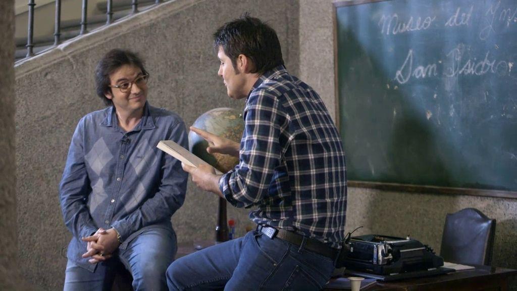 """A. Royo, maestro: """"Yo no me responsabilizo de que mis alumnos sean buenas personas"""""""