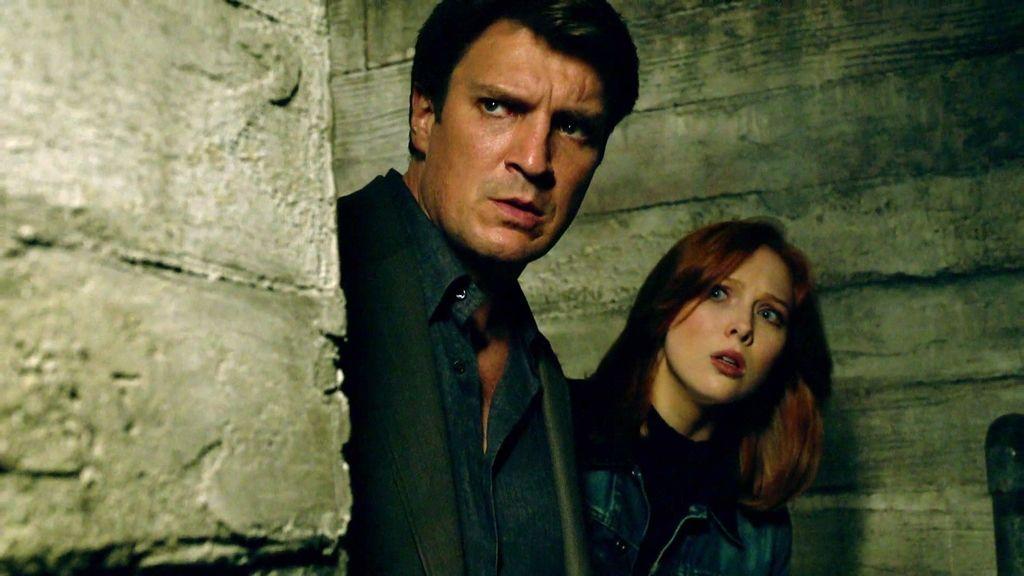 """Castle: """"Un buen detective privado se basa en su ingenio primero y en las balas después"""""""