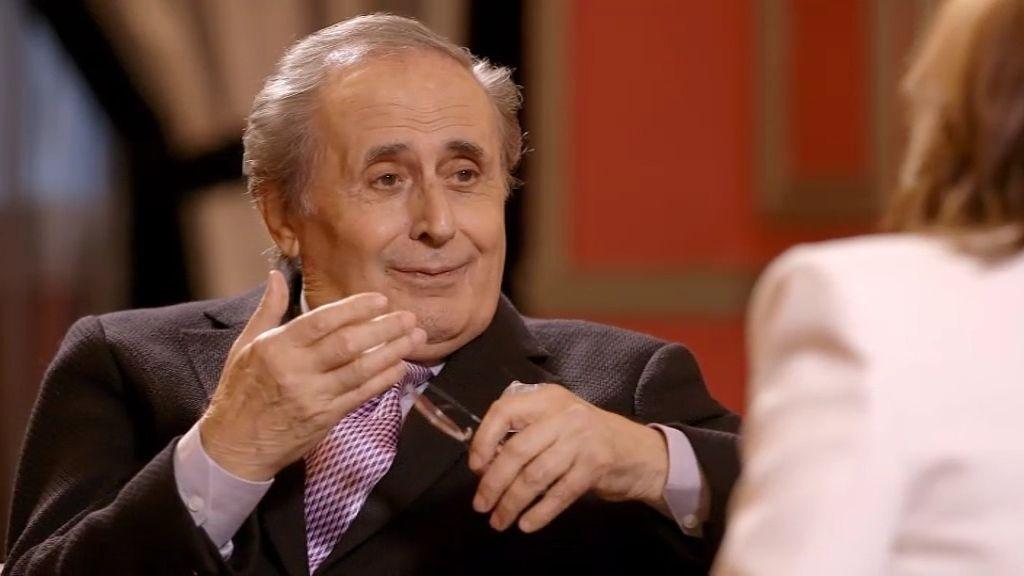 """Jaime Peñafiel, sobre la reina Letizia: """"A veces la admiro y a veces la critico"""""""