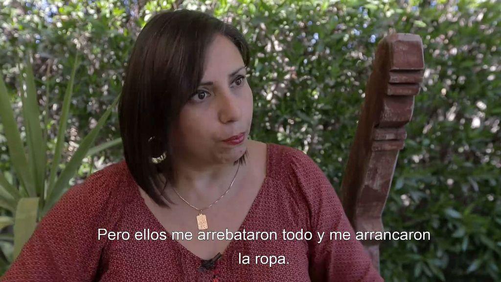 """Hania sufrió una violación multitudinaria: """"Creí que me estaba muriendo"""""""