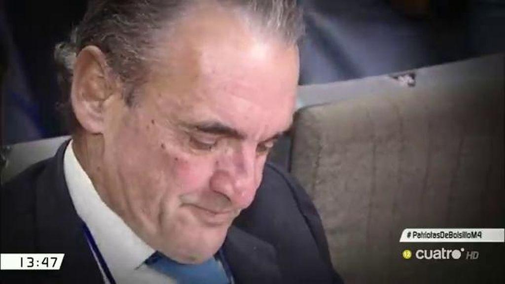 Mario Conde no presentó declaración del IPRF en 2013 y 2014