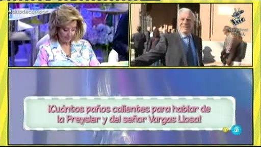 ¿Qué opinan los oyentes de la relación de Isabel Preysler y Mario Vargas Llosa?