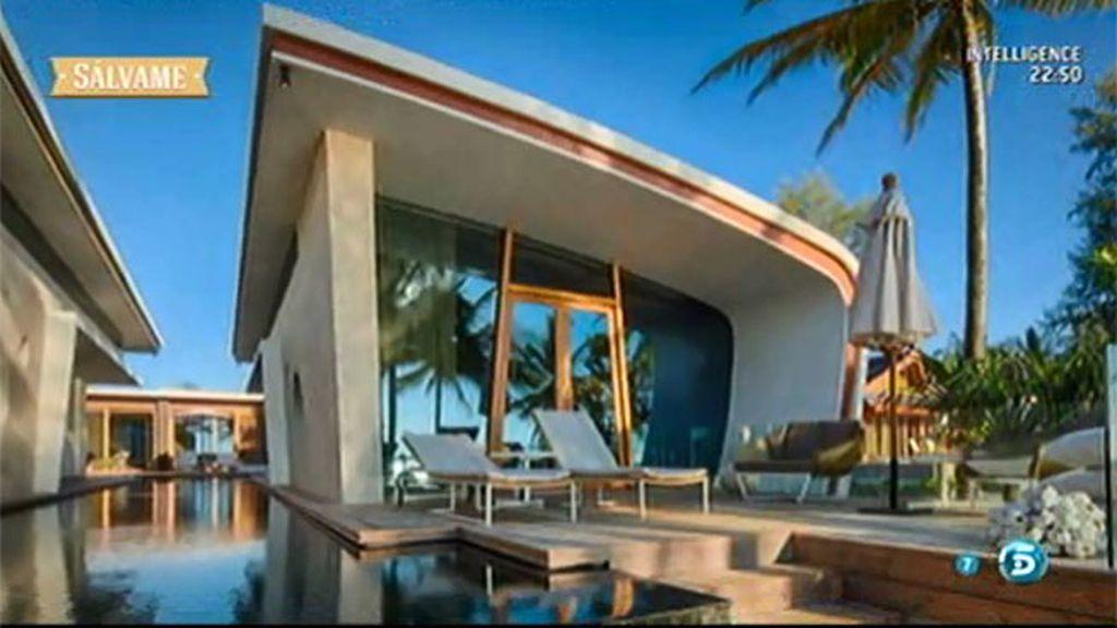 Iniala, uno de los hoteles más exclusivos