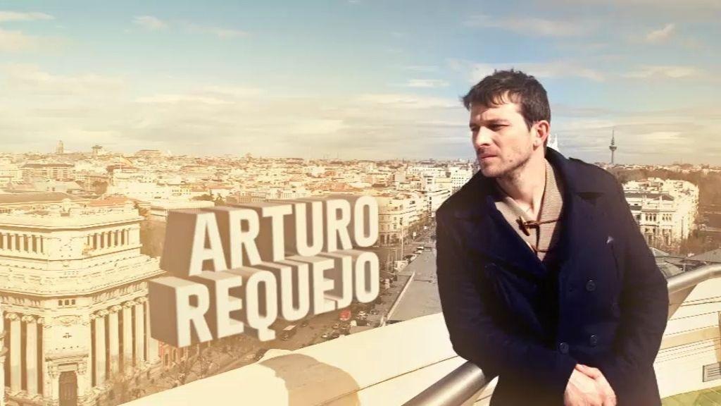 "Arturo Requejo: ""Vengo a este programa a superarme a mí mismo"""