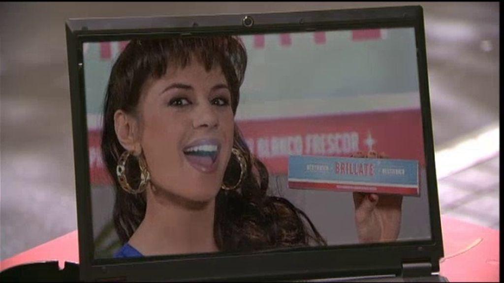 Graciela Morales se pasa a los anuncios