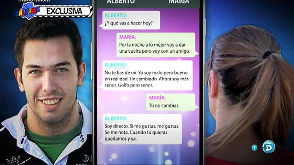 """Una de las amigas de Alberto: """"Le aconsejo a Chabelita que no vuelva nunca con él"""""""