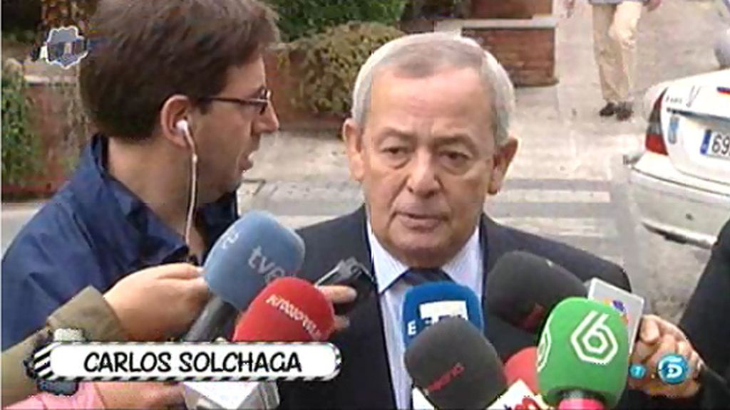 """Carlos Solchaga, sobre Miguel Boyer: """"Para mí ha sido una pérdida personal muy grande"""""""