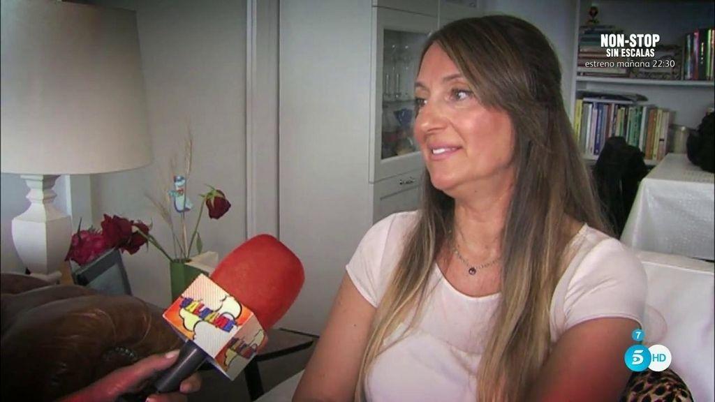 """Conchi Chacón, prima de Dulce: """"Algo muy gordo ha debido pasar para que quiera hablar de Isabel, nunca ha dicho ni pío"""""""