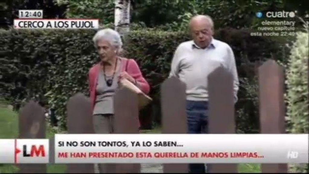"""Marta Ferrusola quita importancia a la querella de Manos Limpias: """"Esto se olvida"""""""