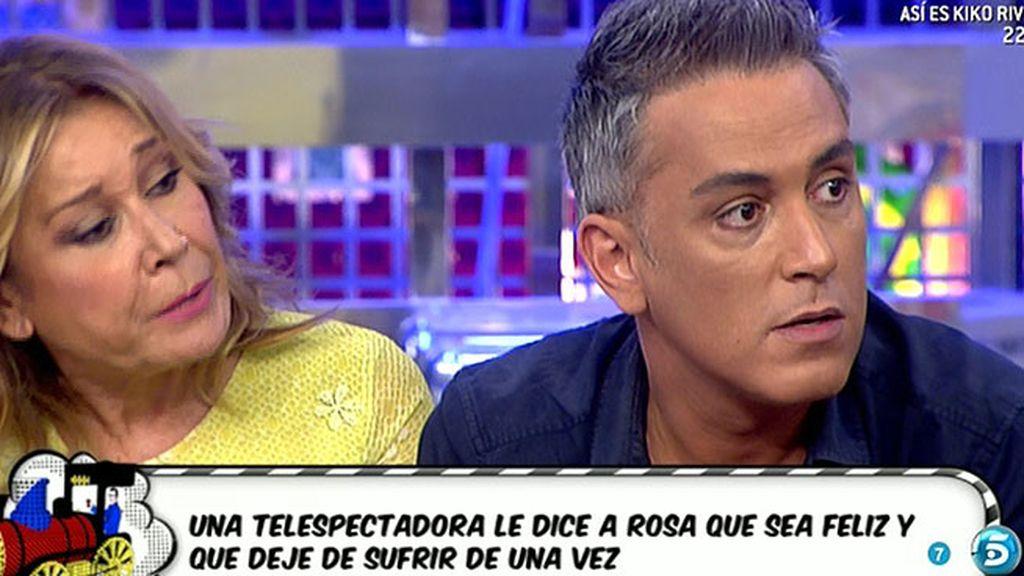 """Kiko H.: """"Ayer se produjo la primera discusión entre Belén Rodríguez y Rosa Benito"""""""