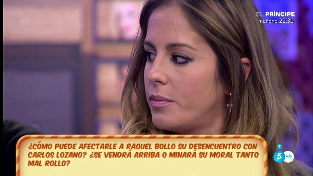 """Anabel Pantoja: """"Raquel Bollo lo hace todo con sinceridad"""""""