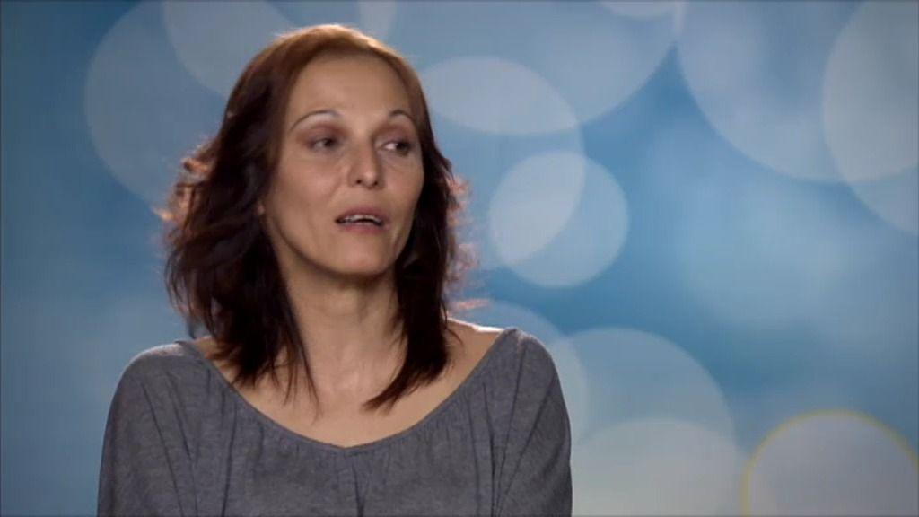 """Vanessa: """"Ahora he empezado a vivir, a ser persona y a ser madre"""""""