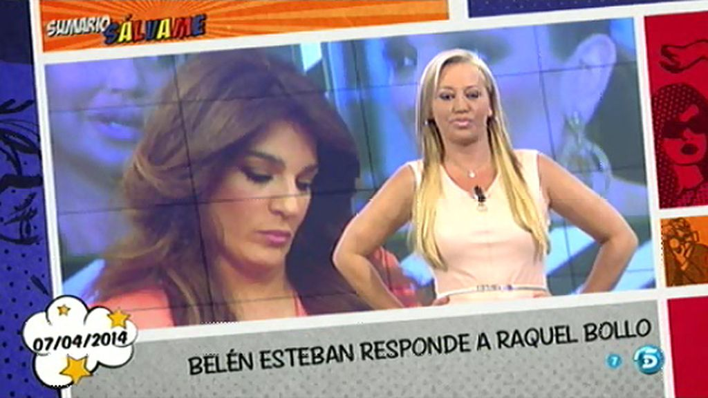 """Belén Esteban: """"A mí me importa la amistad pero también los 12.000€ y los quiero ya"""""""