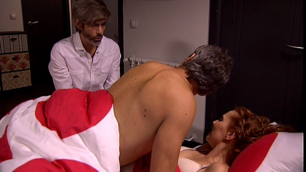 El coach sexual de Judith y Rafa