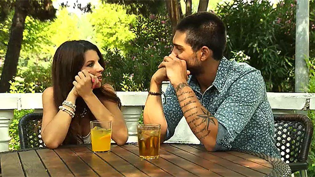 Cita Isaac y Alicia (04/08/2014)