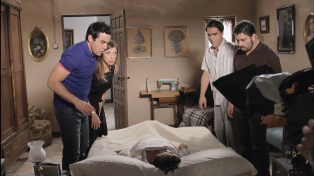 El making of de 'La que se avecina' (T07XC04)