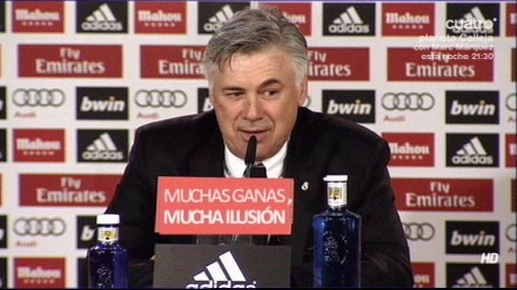 Ancelotti apuesta por la 'BBC' en Múnich