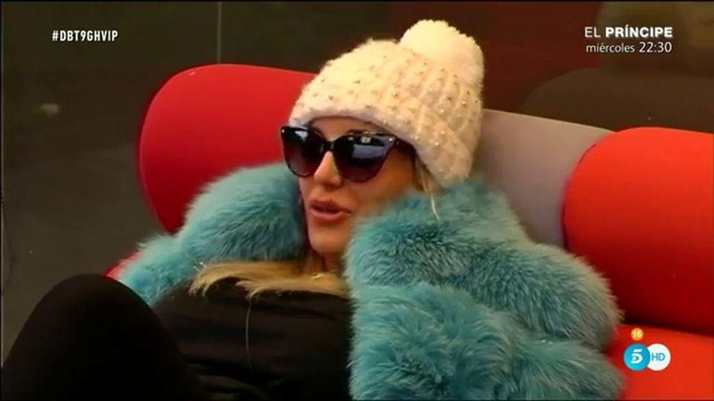 """Charlotte: """"Me caso con un mafioso y ya no trabajo, me dedico a ser ama de casa"""""""