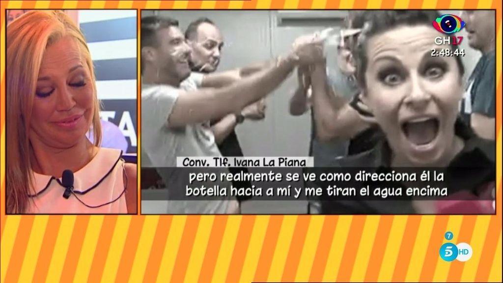 """La reportera a la que Sanchís faltó el respeto: """"Se pasa de listo y es el tonto del pueblo"""""""