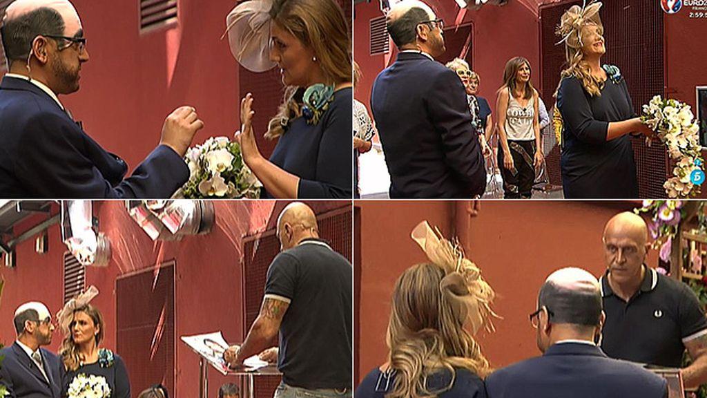 'Sálvame' imagina cómo podría ser la boda de Kiko Rivera e Irene Rosales