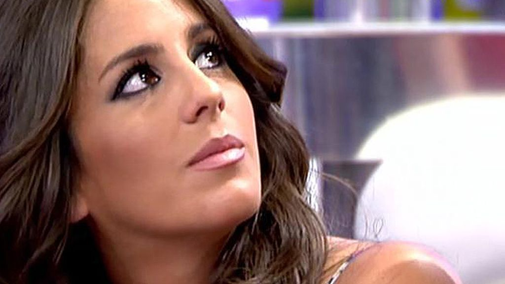 "Anabel Pantoja: ""Me fui de plató porque hay temas que me duelen"""