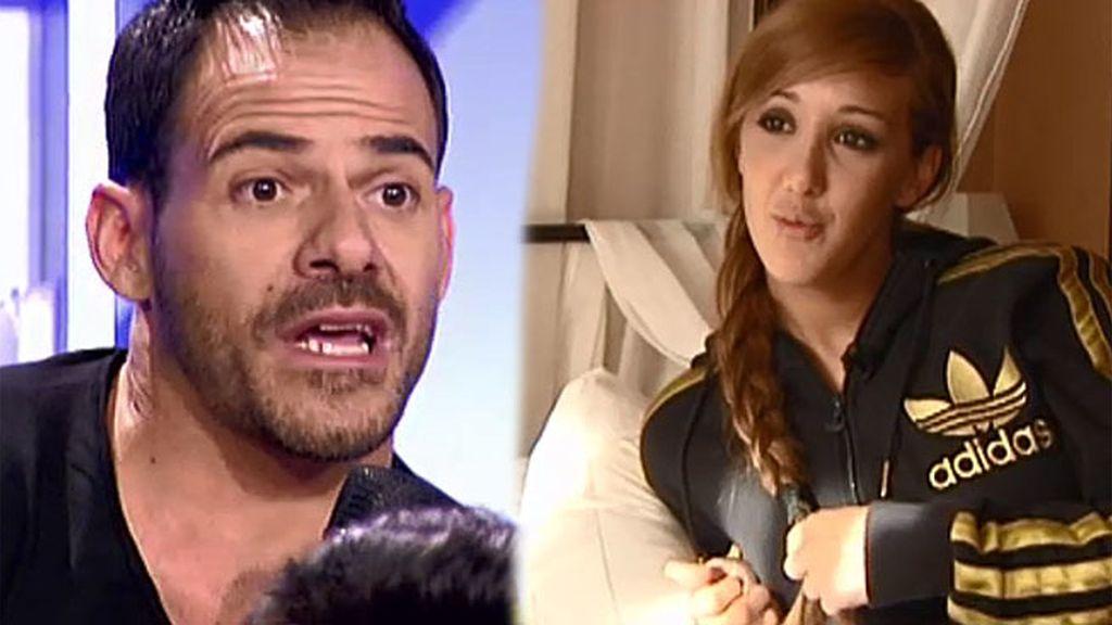 """Luismi, sobre Laura Barcelona: """"Estoy súper contento de la novia que tengo"""""""