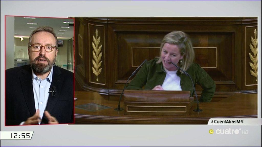 """Girauta (C's): """"El primer responsable del gobierno del PP es Podemos"""""""