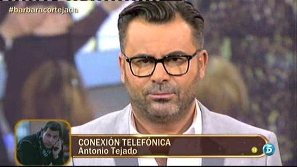 """Antonio Tejado: """"Bárbara Rey se está promocionando a mi costa"""""""