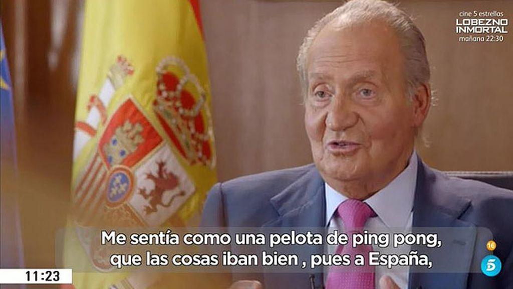 El lado más íntimo de don Juan Carlos, al descubierto en un documental francés
