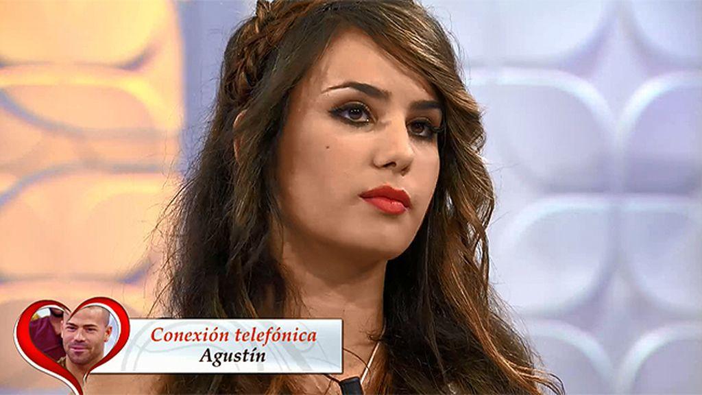 """Agustín, destrozado y al teléfono: """"Iratxe y Ana Anginas se han reído de mí"""""""